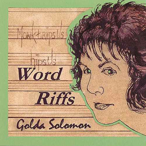 Golda Solomon - Word Riffs album cover